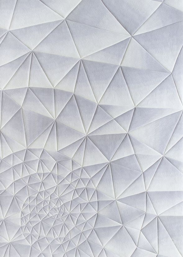 Michaela Schleypen - Diamond 250 x 300 cm || € 6250/€ 12500
