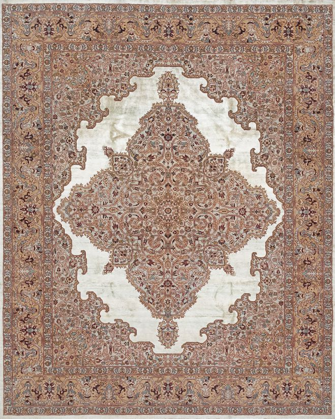 Jan Kath - Tabriz Fashion 250 x 300 cm || € 12000/€ 24000